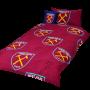 West Ham United posteljnina 137x198