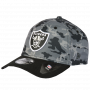 New Era 39THIRTY Camo Team Stretch Mütze Oakland Raiders (80489250)