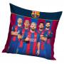 FC Barcelona Kissen Spieler 40x40