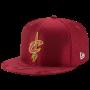 New Era 9FIFTY On-Court Draft kapa Cleveland Cavaliers (11477299)