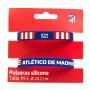 Atlético de Madrid 2x silikonska narukvica