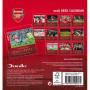 Arsenal stolni kalendar 2018