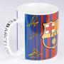 FC Barcelona Tasse mit Unterschriften