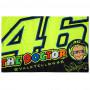 Valentino Rossi VR46 Fahne Flagge 140x90 cm (VRUFG310803)