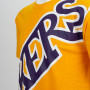 Los Angeles Lakers Mitchell & Ness Big Face majica