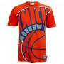 New York Knicks Mitchell & Ness Big Face majica