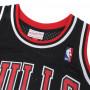 Scottie Pippen 33 Chicago Bulls 1997-98 Mitchell & Ness Alternate Swingman Trikot
