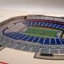 Buffalo Bills 3D Stadium View slika