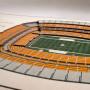 Pittsburgh Steelers 3D Stadium View slika