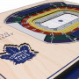 Toronto Maple Leafs 3D Stadium View slika