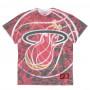 Miami Heat Mitchell & Ness Jumbotron majica
