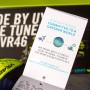 Valentino Rossi VR6 UYN PRO Royal Blue športni copati