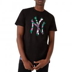 New York Yankees New Era Camo Logo majica