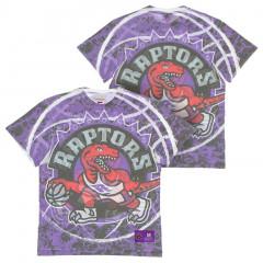 Toronto Raptors Mitchell & Ness Jumbotron majica