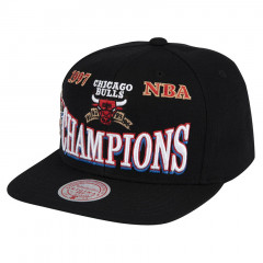 Chicago Bulls Mitchell & Ness HWC 97 Champions kapa