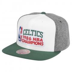 Boston Celtics Mitchell & Ness HWC 86 Champions kapa