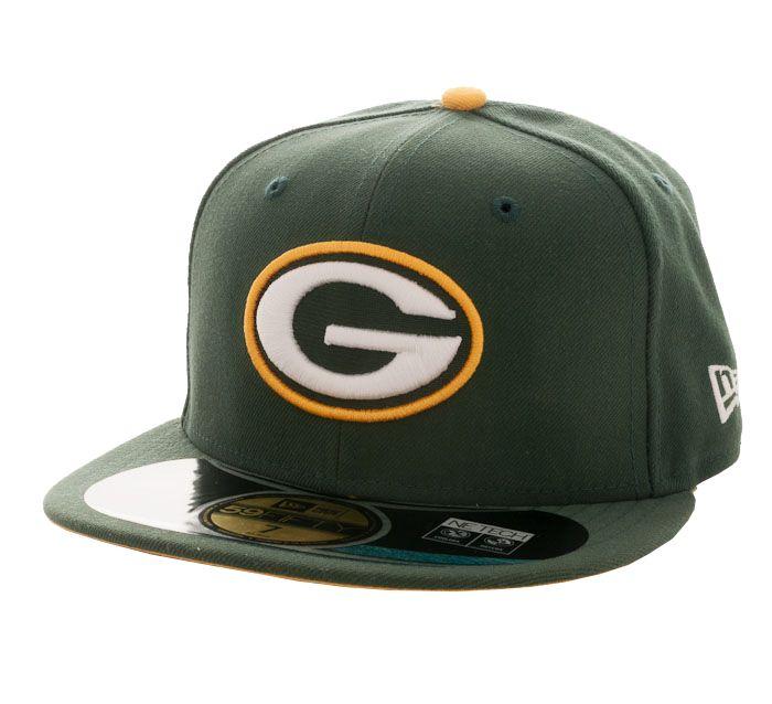 new style 16d4c bff8c New Era 59FIFTY kapa Greenbay Packers