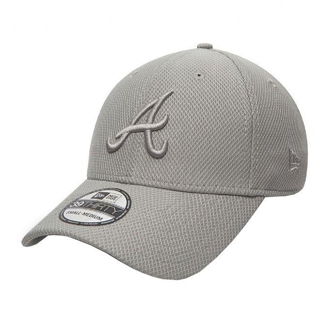 New Era 39THIRTY Diamond Era Stretch Mütze Atlanta Braves (80259544 ... 0e4ace0e881