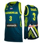 Slovenija Adidas KZS moški dres Away Dragić 3