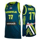 Slovenija Adidas KZS moški dres Away Dončić 77