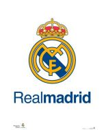 Real Madrid grb poster