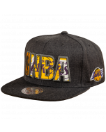 Mitchell & Ness Insider Reflective kapa Los Angeles Lakers