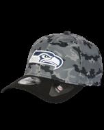 New Era 39THIRTY Camo Team Stretch kapa Seattle Seahawks (80489252)