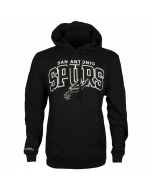 San Antonio Spurs Mitchell & Ness Team Arch jopica s kapuco