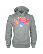 New York Rangers Mitchell & Ness Team Arch jopica s kapuco