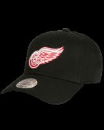 Detroit Red Wings Mitchell & Ness Low Pro kapa