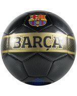 FC Barcelona 1899 Black Carbon žoga