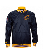 Cleveland Cavaliers Mitchell & Ness 1/4 Zip jakna