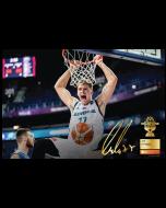 Poster Luka Dončić Eurobasket 2017