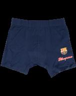 FC Barcelona moške boksarice modre