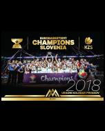Uradni koledar prvakov Eurobasket 2018