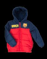 FC Barcelona otroška zimska jakna