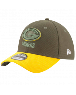 New Era 39THIRTY Salute to Service kapa Green Bay Packers (11481439)