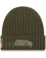 New Era Salute to Service zimska kapa Seattle Seahawks (11481358)