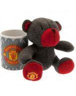 Manchester United set skodelica in medvedek