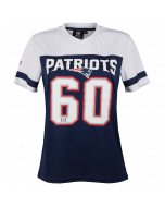 New England Patriots Mesh V-Neck ženska majica
