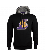New Era Tip Off Chest N Back pulover s kapuco Los Angeles Lakers (11530726)