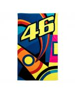 Valentino Rossi VR46 brisača 100x170 (VRUBT309903)