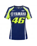 Valentino Rossi VR46 Yamaha ženska majica (YDWTS314309)