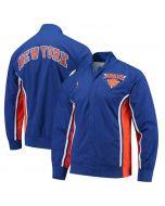 New York Knicks 1992 - 93 Mitchell & Ness Authentic Warm Up jakna