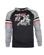 Marc Marquez MM93 pulover s kapuco