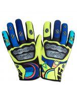 Valentino Rossi VR46 rokavice (VRUGV313503)