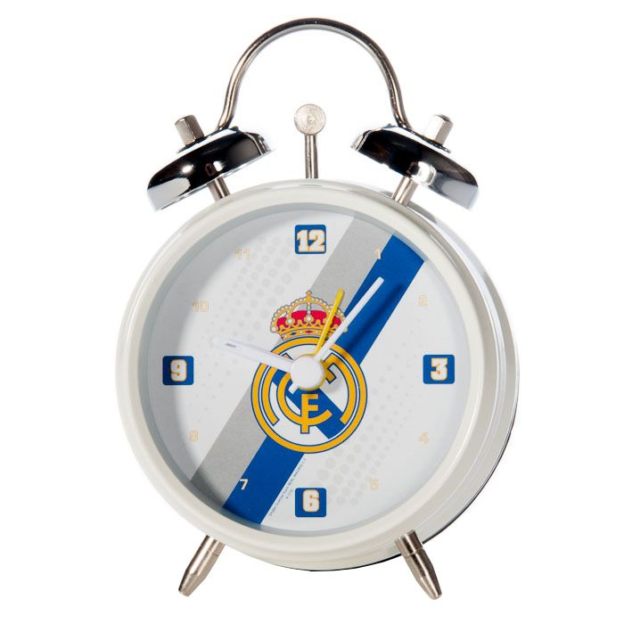 Real Madrid Wecker