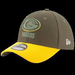 Green Bay Packers New Era Salute to Service Wintermütze
