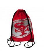 San Francisco 49ers športna vreča
