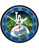 Los Angeles Dodgers stenska ura